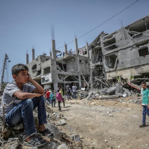 UPDATED: Gaza ceasefire holding, Blinken to visit Israel, West Bank