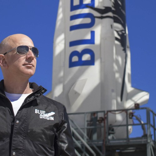 Blue Origin opens up bidding for first 'spectacular' space tourism trip in July