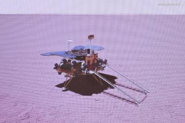China completes historic Mars spacecraft landing