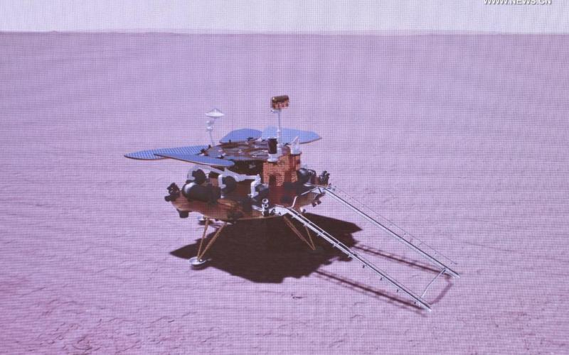 China completes historic Mars spacecraft landing