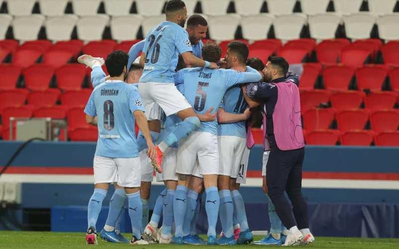 Update – Aguero fires Man City  close to title