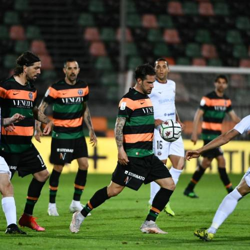 Venezia return to Serie A after 20-year absence