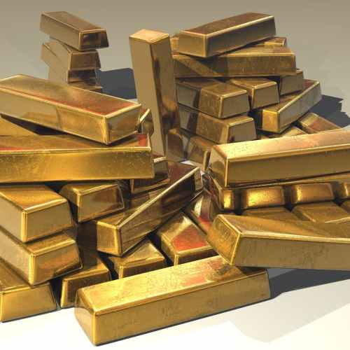 Gold steady as investors await U.S. jobs data to gauge Fed's taper path