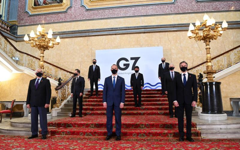 G7 to China: the West ain't over just yet