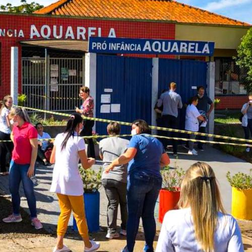 Youth kills 3 toddlers, 2 employees at Brazilian nursery school