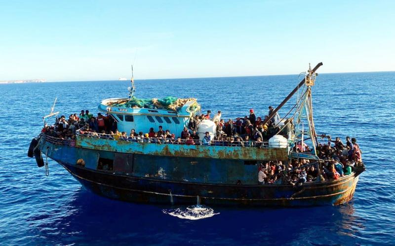UPDATE – More than 1,400 migrants arrive on Italy's Lampedusa