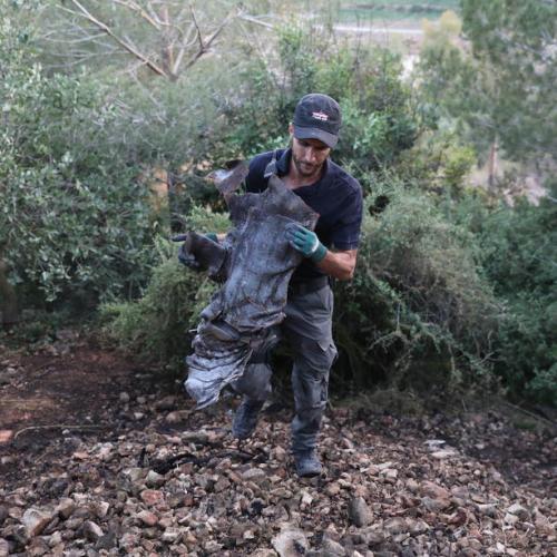 Nine Palestinians killed by Israeli air strike in Gaza