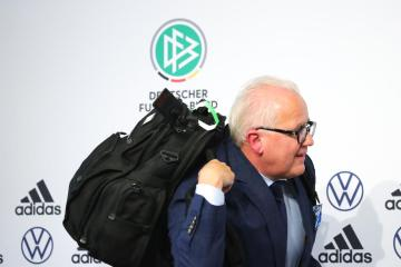 German football chief Keller resigns after Nazi analogy
