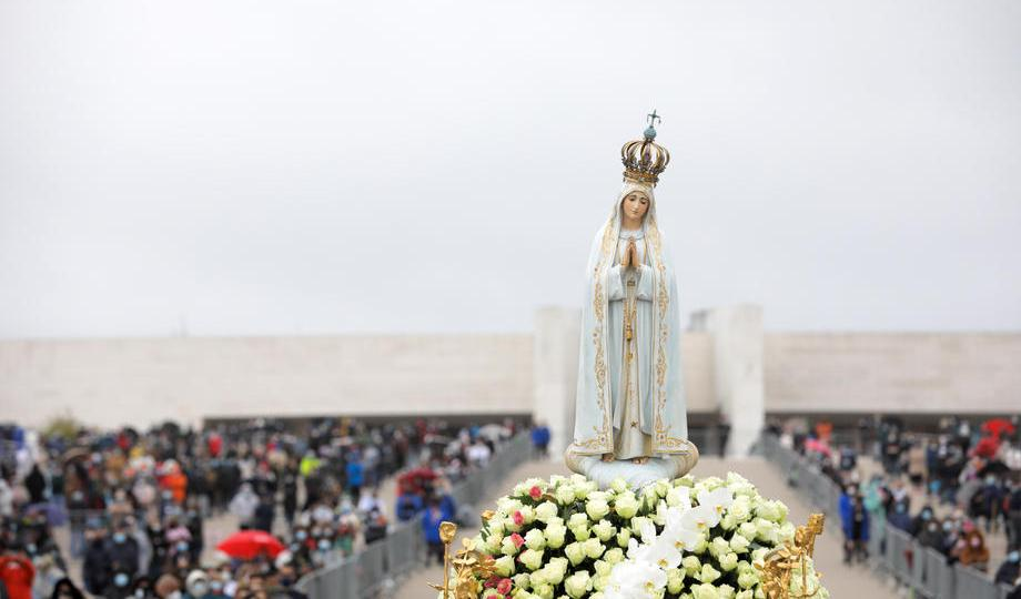 Photo Story – May International Anniversary Pilgrimage in Fatima