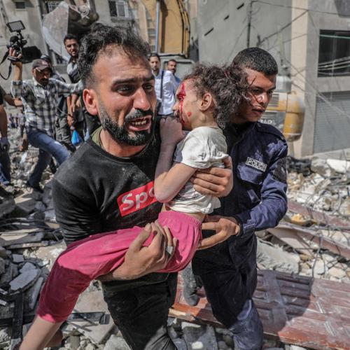 U.N. chief says Israel, Gaza fighting 'utterly appalling'