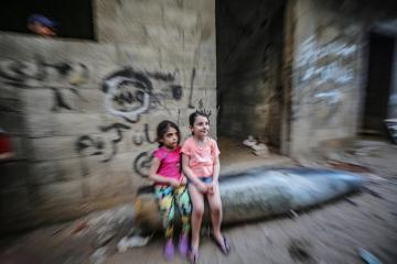 U.N. chief Guterres calls Gaza 'hell on earth' for children