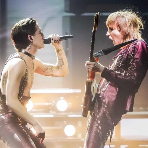 Eurovision winners Måneskin drop their manager