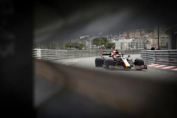 Monaco winner Verstappen takes F1 lead from Hamilton