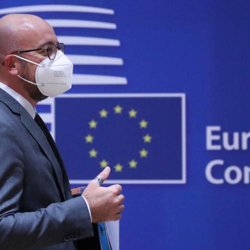 EU's Michel says Russia must stop 'disruptive behaviour' to improve ties