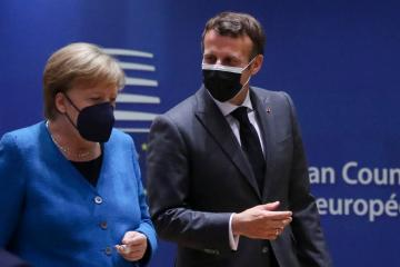 UPDATED: Macron says EU needs more coordination to counter Delta variant, Germany calls for tougher EU travel rules