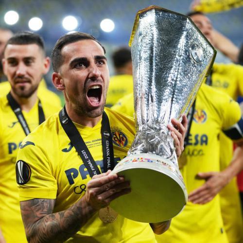 Villarreal win Europa League after marathon shootout victory over Man United