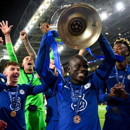 Who is UCL Final Player of the Match N'Golo Kanté