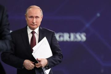Putin says relations with U.S. at lowest point in years
