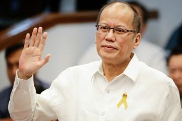 UPDATED: Former Philippine President Benigno Aquino dies in hospital at 61