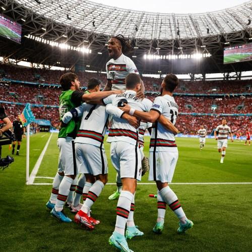 Ronaldo becomes Euros top scorer as Portugal beat Hungary