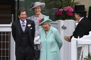 Queen attends Royal Ascot for the first time since 2019