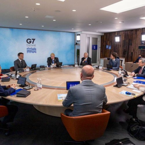 White House says G7 leaders will endorse proposed 15% global minimum corporate tax