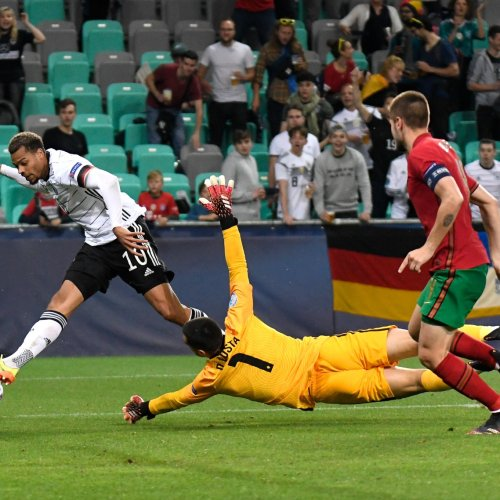Germany beat Portugal to win European Under-21 Championship