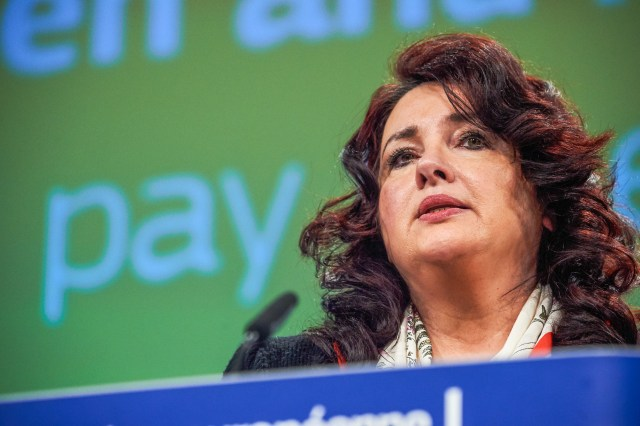 Hungary could be sanctioned over anti-LGBT+ law, warns EU equality chief Helena Dalli