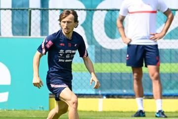 Reaching every final a tall order for Croatia, says Modric