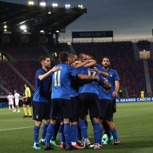 Ruthless Italy sweep past Czechs 4-0 in Euro 2020 warm-up