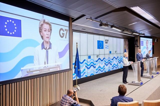 UPDATED: G7 provides 1 billion COVID vaccine doses, will work to give more – communique
