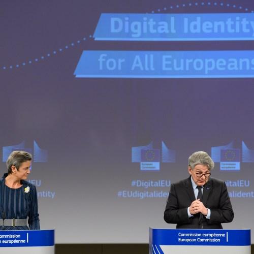 EU launches digital identity wallet driven by pandemic, digital push
