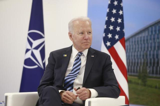 "UPDATED: At NATO, Biden says defence of Europe a ""sacred obligation"""