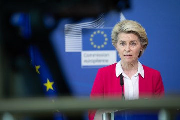 EU chief to launch recovery fund in Lisbon, Madrid