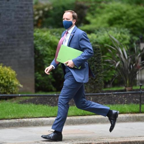 Pressure builds on UK's Johnson to fire health secretary