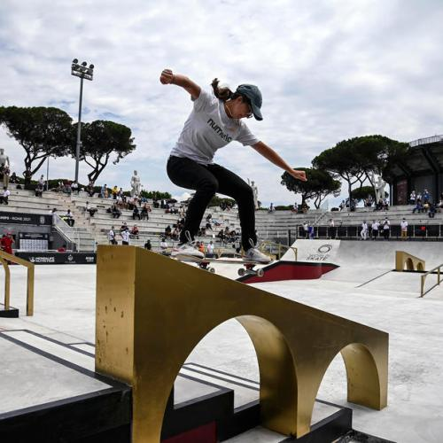 Photo Story – Street Skateboarding World Championships in Rome