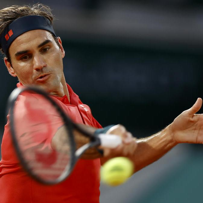 Federer to assess further participation at Roland Garros