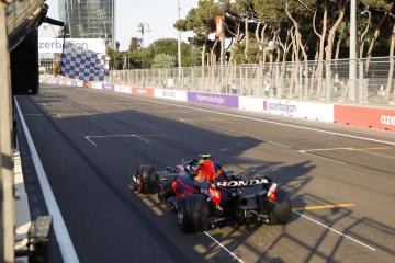 Perez beats Vettel to Azerbaijan F1 victory