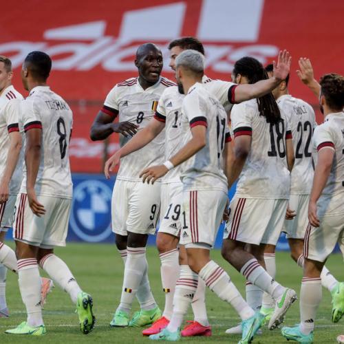 Lukaku hands Belgium 1-0 win over Croatia in warm-up match