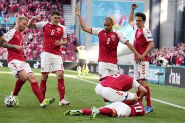 Denmark doctor says Eriksen 'was gone' after 'cardiac arrest'
