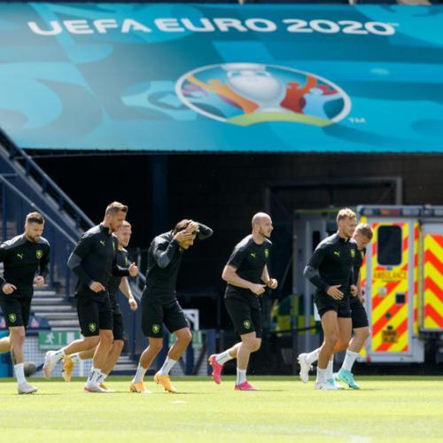 Pressure off Scotland in Euro 2020 opener, says Clarke