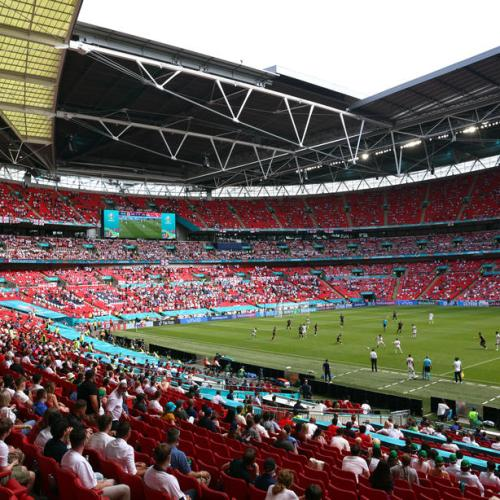 Covid-19 restrictions might force UEFA to move final away from Wembley