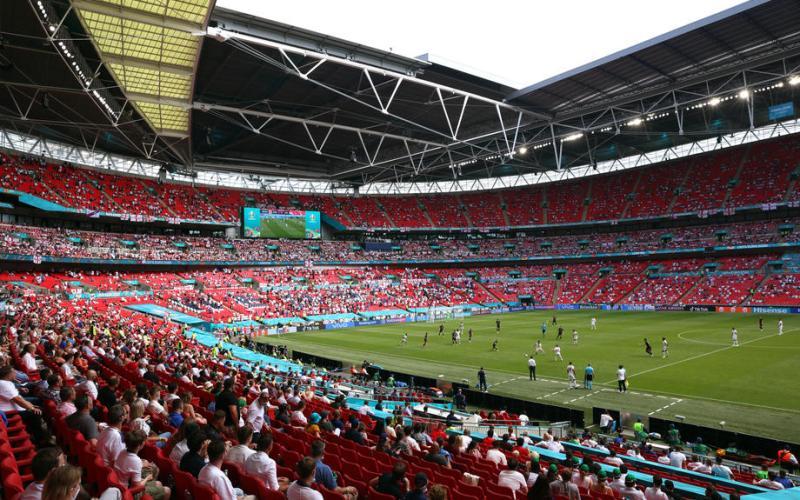 UEFA says no plan to take away Euro semis, final from Wembley