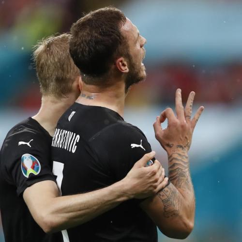 Austria's Arnautovic suspended for one game for goal celebration