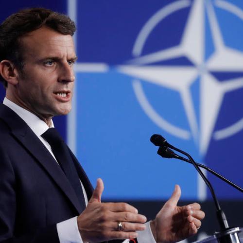 Macron says Turkey's Erdogan wants foreign mercenaries out of Libya