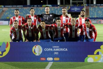 Paraguay come from behind to beat Bolivia 3-1 at Copa America