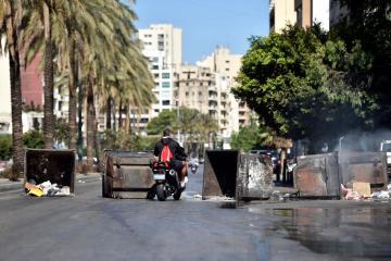 Photo Story – General strike in Lebanon