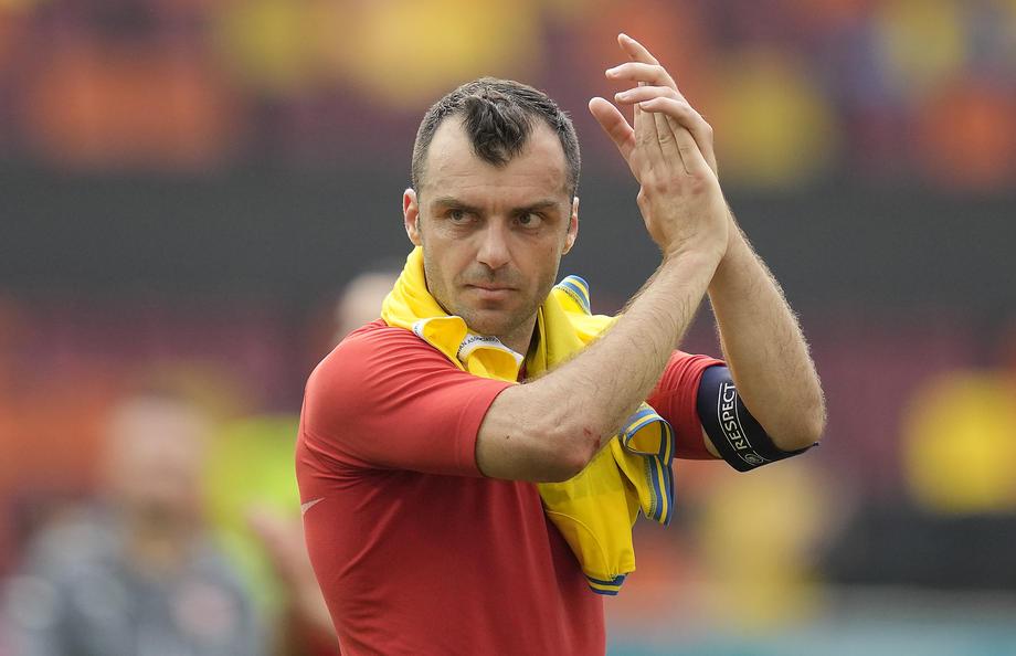 N.Macedonia's Pandev set for international swansong against Netherlands