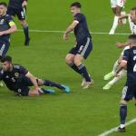 Punchless England held by Scotland at Wembley