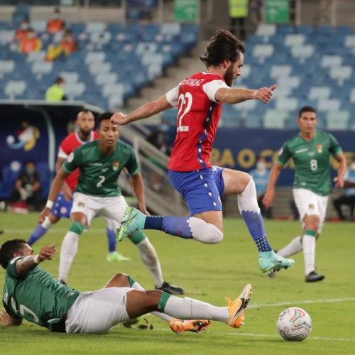 English-born striker new hero for Chile in Copa America